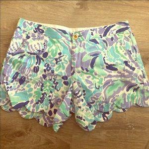 Lily Pulitzer summer shorts